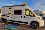 Camping car ECOVIP 3412DS LAIKA NOUVEAUTE HAUT DE GAMME